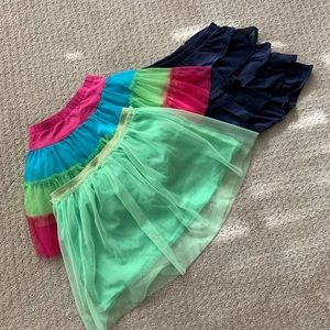 Other - Girls skirts fit my daughter for ages 5-7